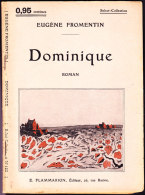 Select Collection N° 199 - Dominique - Eugène Fromentin - Flammarion - ( 1920 ) . - Bücher, Zeitschriften, Comics