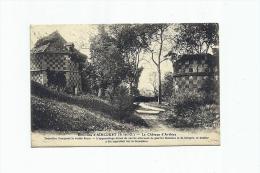CPA .95 Arthies, Le Chateau D'Arthies Environs D'aincourt ,colombier - Arthies