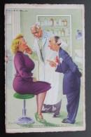Chez Le Docteur - Humor