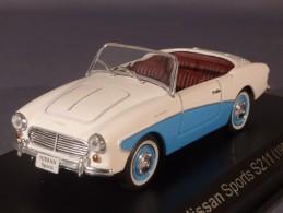 Norev 800266, Nissan Sports 211, 1959, 1:43 - Norev