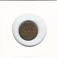 20 CENTIMES Bronze Baudouin I 1957 FR FDC - 01. 20 Centimes