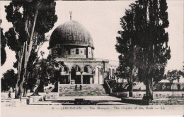 JERUSALEM 9 THE MOSQUE . THE COPOLA OF THE ROCK - Israele