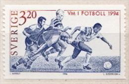 Sweden MNH Stamp - World Cup