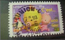 TIMBRE OBLITERE ET NETTOYE  YVERT N° 4184 - Frankreich