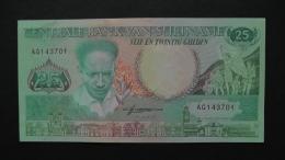 Suriname - 25 Gulden - 1988 - P 132b - Unc - Look Scan - Suriname