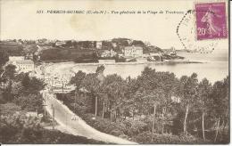 PERROS-GUIREC, VUE GENERALE DE LA PLAGE DE TRESTRAOU - Perros-Guirec