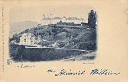 AK Slowenien SLOVENIJA LAIBACH LJUBLJANA, GRAD TIVOLI ,CARL OTTO HAYD ,Nr.5073. OLD POSTCARD 1901 - Slovenia