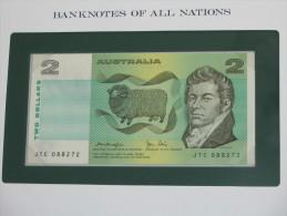 2 Two Dollars 1983  - AUSTRALIE -AUSTRALIA - Billet Neuf  !!!  **** EN  ACHAT IMMEDIAT  **** - Emissions Gouvernementales Décimales 1966-...