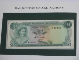 1 One Dollar 1974 BAHAMAS - The Central Bank Of The Bahamas - Billet Neuf  !!!  **** EN  ACHAT IMMEDIAT  **** - Bahamas