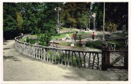Carte Postale - NAMUR Le Golf Miniature Du Parc Louise-Marie - Namur