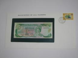1 One Dollar 1983 BELIZE - Central Bank Of Belize - Billet Neuf  !!!  **** EN  ACHAT IMMEDIAT  **** - Belize