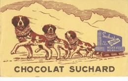 Chocolat   SUCHARD      Ft  =  22 Cm X 13.5 Cm - Cocoa & Chocolat