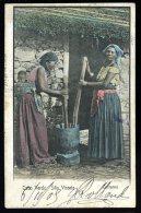 Cpa Cap Vert Cabo Verde Sao Vicente Costumes       APJ13 - Cap Vert