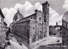 FLORENCE - FIRENZE  -  Piazzia Duomo (ITALIE) - Firenze