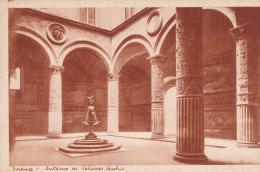FLORENCE - FIRENZE  -  Interno Di Palace Vecchio (ITALIE) - Firenze (Florence)