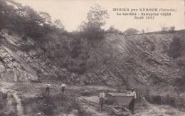 MOUEN/14/CAEN/ Par Verson La Carrière Entreprise Cojan Août 1931/ Réf:C1557 - France
