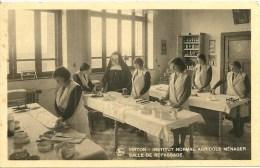 Virton Institut Normal Agricole Menager Salle De Repassage - Virton