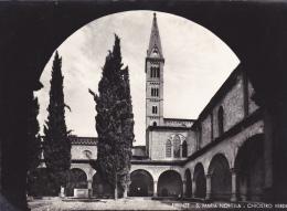 FLORENCE - FIRENZE  - S. MARIA NOVELLA - CHIOSTRO VERDE (ITALIE) - Firenze (Florence)