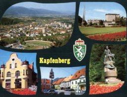 (220) Germany - Kapfenbergwith Stadium - Stade - Stadions