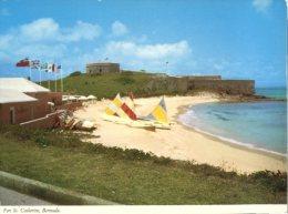 (222) Bermuda Islands - Fort St Catherine - Bermuda