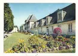 Cp, 37, Tours, Le Cnetre Hospitalier Régional, Les Bâtiments Louis XI Et Le Centre O.R.L. - Tours