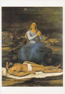 Art - Pieta By Sebastiano Del Piombo, C.1516~17, Viterbo City Museum, Viterbo, Italy, China's Postcard - Peintures & Tableaux