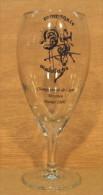 VERRE TIR A L'ARC COMPAGNIE MAJOLANE CHAMPIONNAT DE LIGUE MEZIEU FEVRIER 2000 - Tiro Al Arco