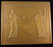 M00748 Philips 1919 - 1944, Deux Femmes Avec Laurier, Carte Belgique, 1919 - 1944 Par W. Kreitz, 442 G. - Professionnels / De Société