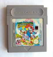 JEU NINTENDO GAME BOY  - SUPER MARIO LAND 6 GOLDEN COINS (2) - Nintendo Game Boy