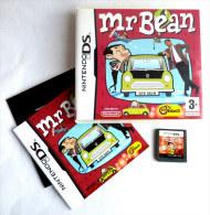 JEU NINTENDO DS - MR BEAN - - Nintendo Game Boy
