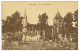 BERGUES Tours De Saint Winoc (Paloor Achte) Nord (59) - Bergues
