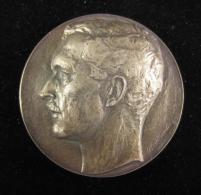 AG00758  Fonds National Recherche Scientifique 1928 Et Albert I Profil Au Revers Par Alfred Courtens Ag 402 G - Adel