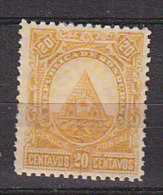 G1498 - HONDURAS Yv N°25 * - Honduras