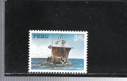 """Peru   ** ,  1583 , Kon-Tiki"""" - Peru"""