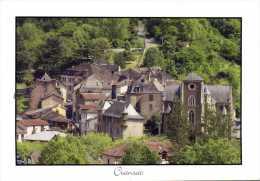 CRANSAC  Recto Verso Beau Timbre Petanque - Autres Communes