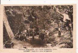 DAHOMEY SOURCE DE LA FERME DE ZAGNANADO (BELLE ANIMATION) - Dahomey