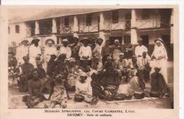 DAHOMEY  ASILE DE VIEILLARDS (BELLE ANIMATION) - Dahomey