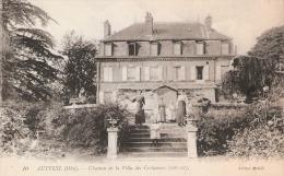 Auteuil (60) Château De La Villa Des Cyclamens - France