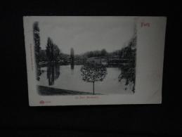 Paris .  Le Parc Montsouris ( Avant 1904 ) - Arrondissement: 14