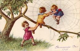 CPA - Illustrateur - Degami - Künstlerkarten