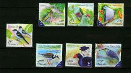 Vanuatu 2012,7V, Part Set,,vogel,bird,birds,ois Eaux,pajaros,vögel,aves, MNH/Postfris(D1502a) - Altri