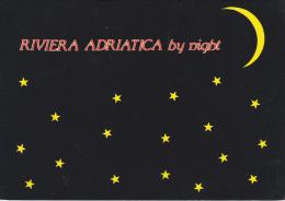 RIVIERA ADRIATICA BY NIGHT - Spedita Da Misano Adriatico (Rimini) - 1992 - Rimini