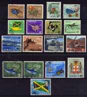 Jamaica - 1964 - Definitives - Used - Jamaique (1962-...)