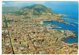B1615 - Palermo - Panorama - Veduta Aerea - Palermo