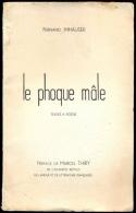 Poésie - Fernand Imhauser - Le Phoque Mâle + Lettre. - Poésie