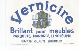 Brillant Pour Meubles   VERNICIRE         -   Ft  =  21 Cm X 13.5 Cm - Non Classificati