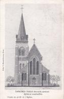 CARNIERES - TRIEUX : église En Construction - Morlanwelz