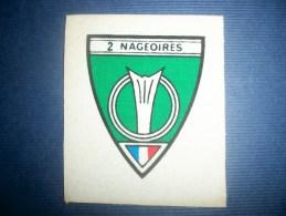 TRANFERT TISSU - 2 NAGEOIRES - Natation