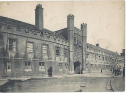 Vue De CAMBRIDGE/ Angleterre/ Christ  College / Vers 1920-1930            IM397 - Fiches Illustrées