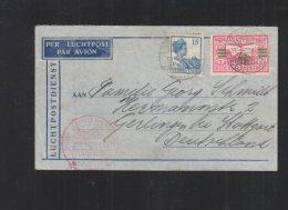 Nederländisch-Indie Luchtpost 1934 - Niederländisch-Indien